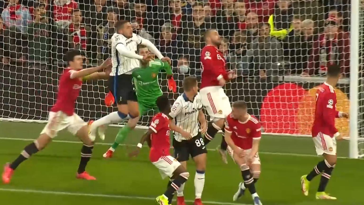 Champions League highlights: Manchester United vs Atalanta