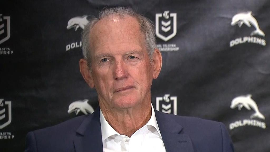 Bennett confirmed as Dolphins NRL coach