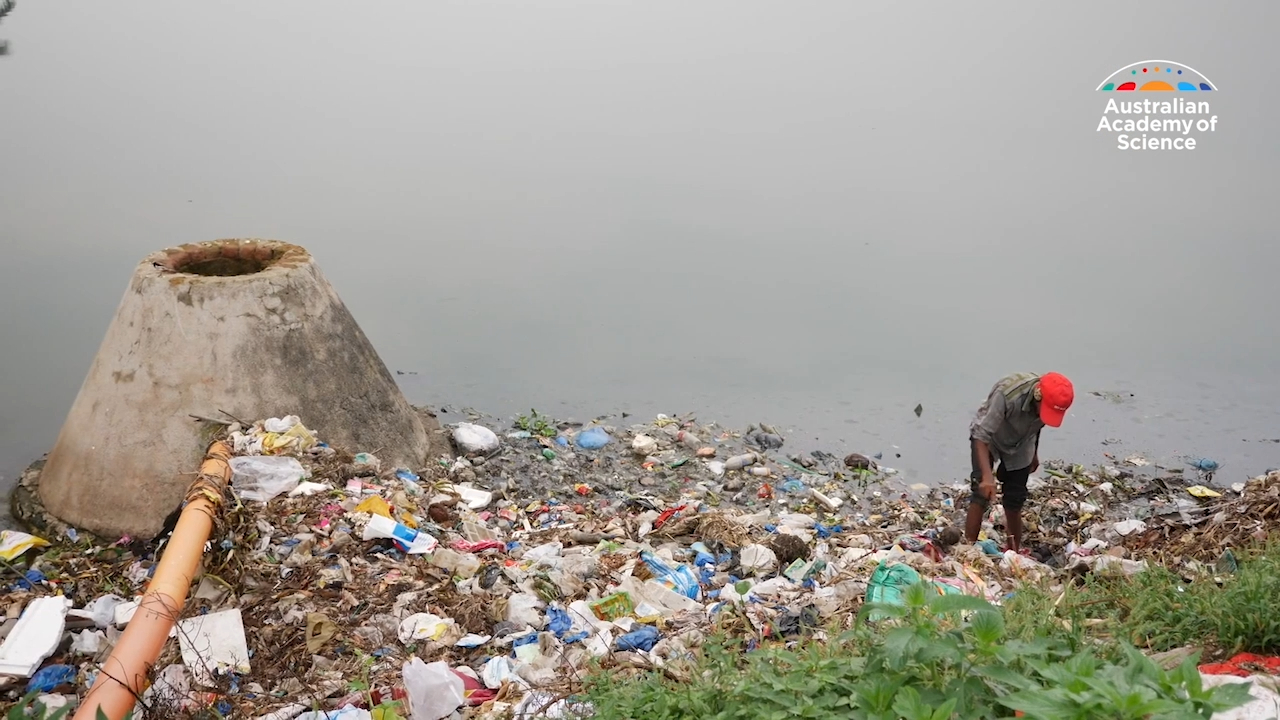 Microplastics and climate change