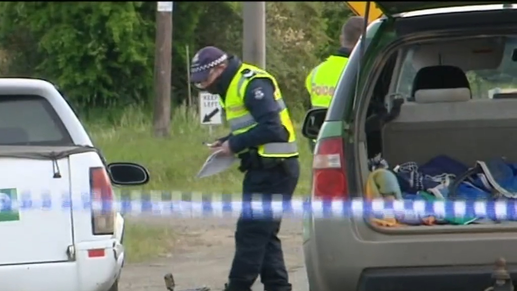 Cyclist killed in hit-run crash in Victoria's west