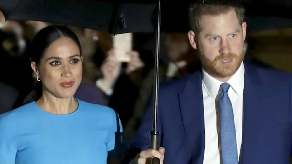 Andrew Morton compares Meghan to Diana