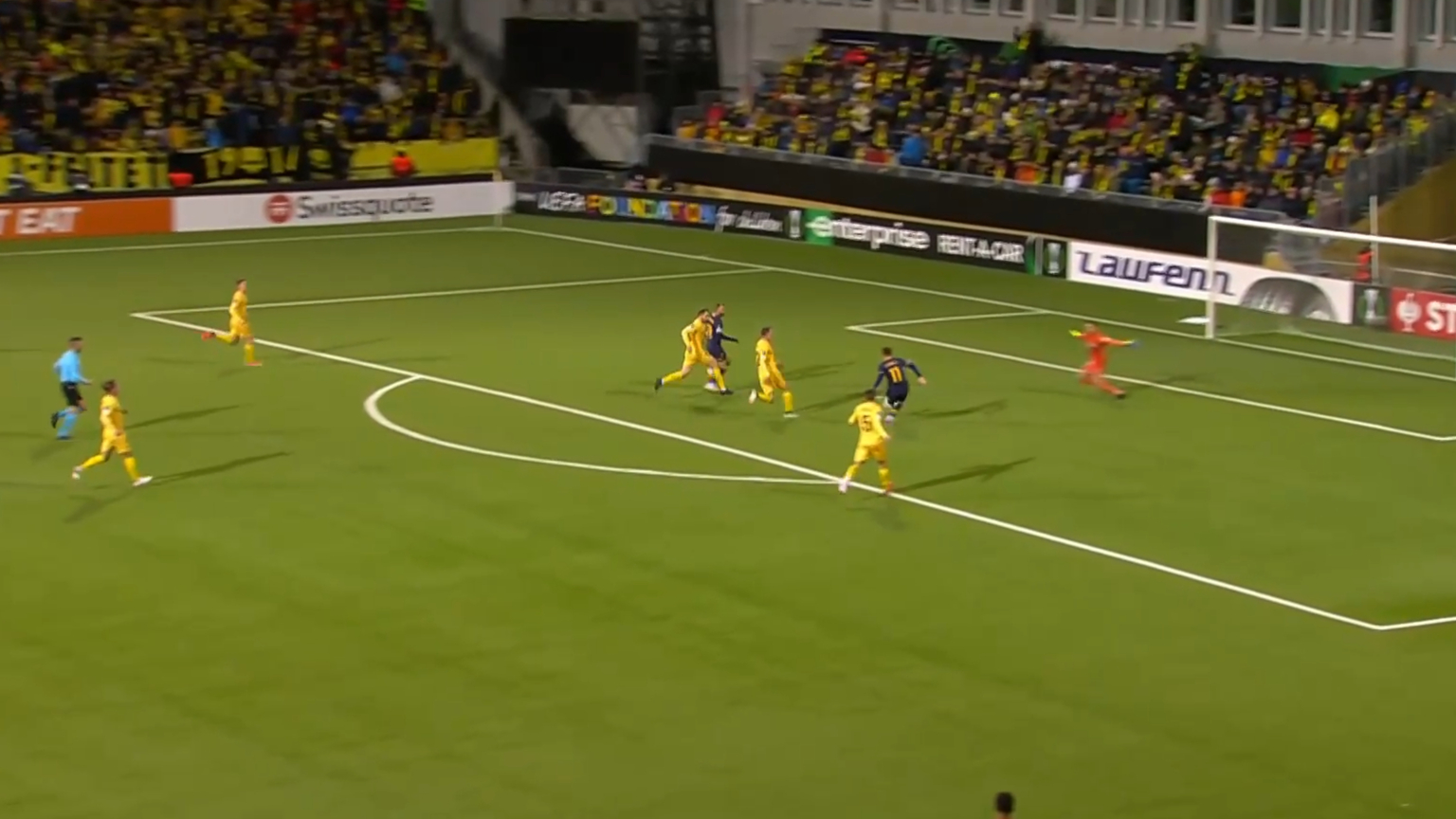 Champions League highlights:Bodø/Glimt vs Roma