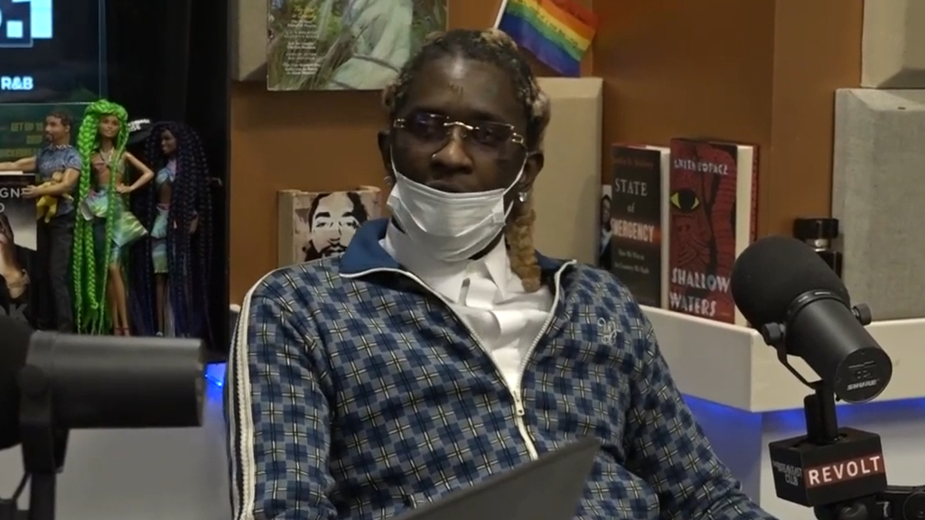 Young Thug says new song with Mac Miller was recorded day before his death