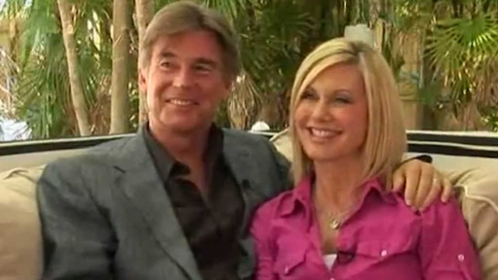Olivia Newton-John and husband John Easterling on how they fell in love