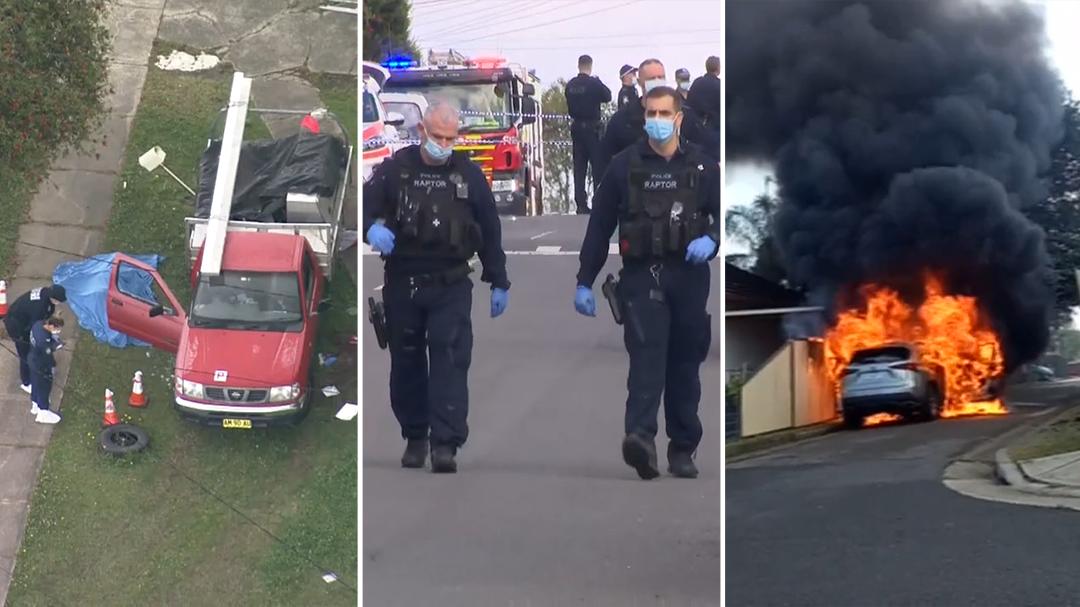 Hundreds of police involved in Sydney gangland war crackdown