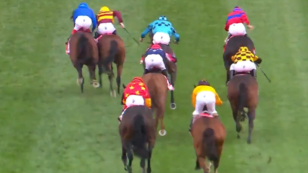 2021 Cox Plate ends in protest