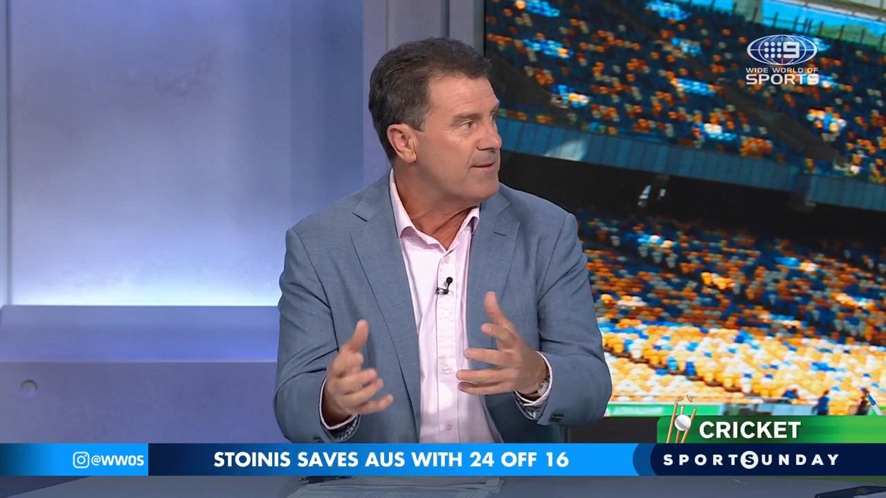Tubby breaks down Aussie win