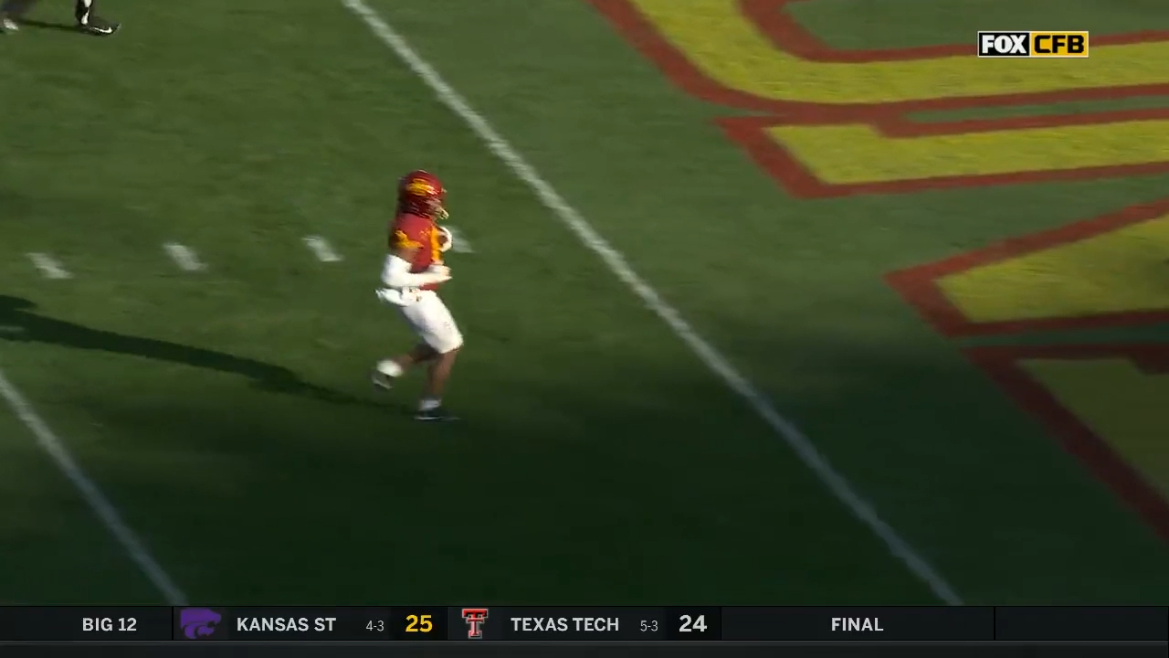 Touchdown removed for bizarre penalty