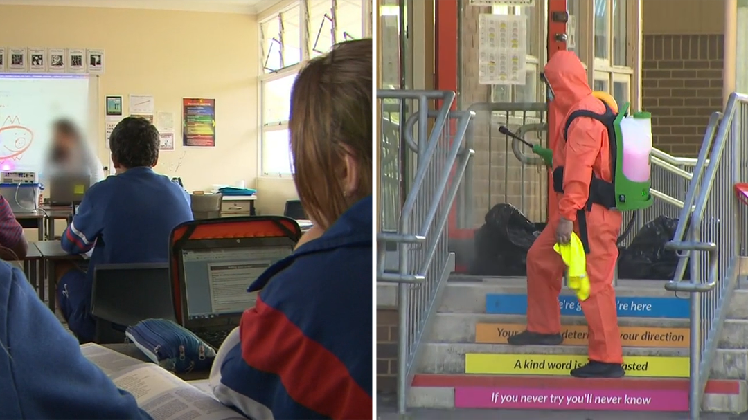 NSW children head back to school
