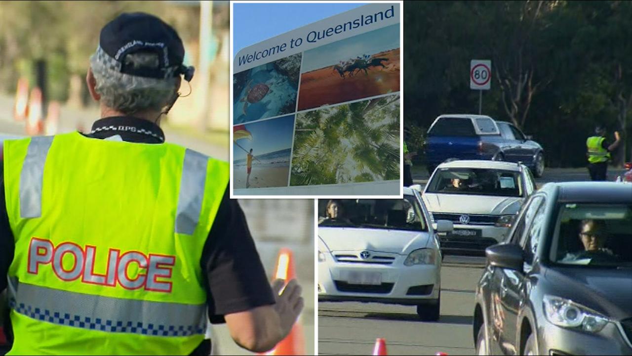 Queensland health authorities in new COVID-19 alert