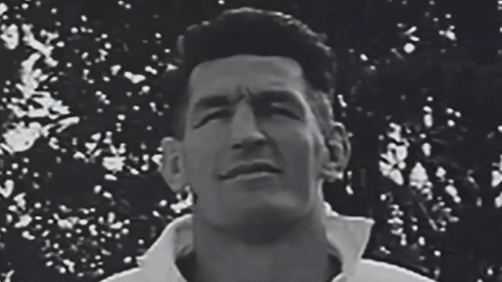 Rugby League legend Norm Provan farewelled