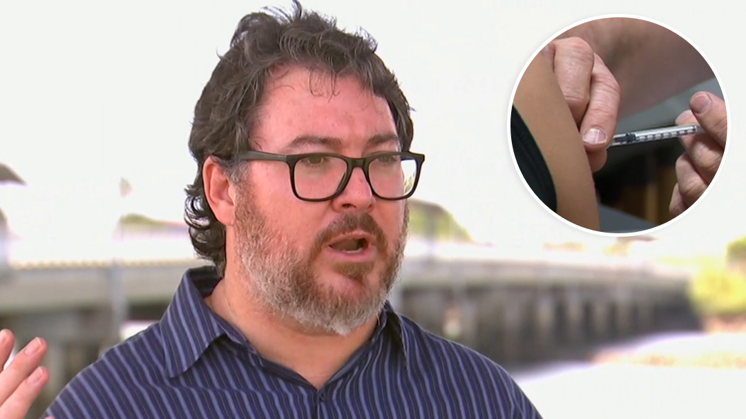 George Christensen says 'no one is at fault' for low COVID-19 vaccine rates