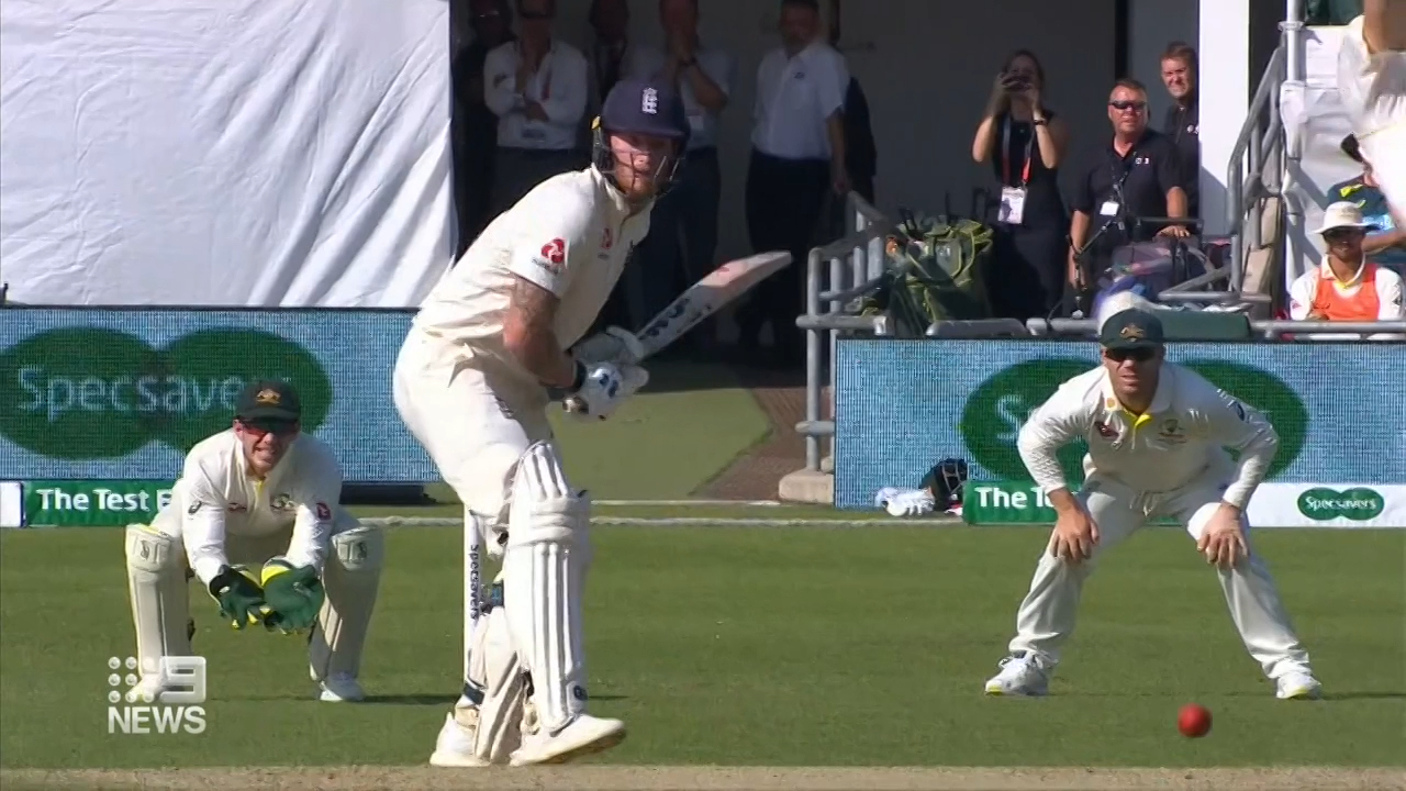 Stokes coming for the Ashes