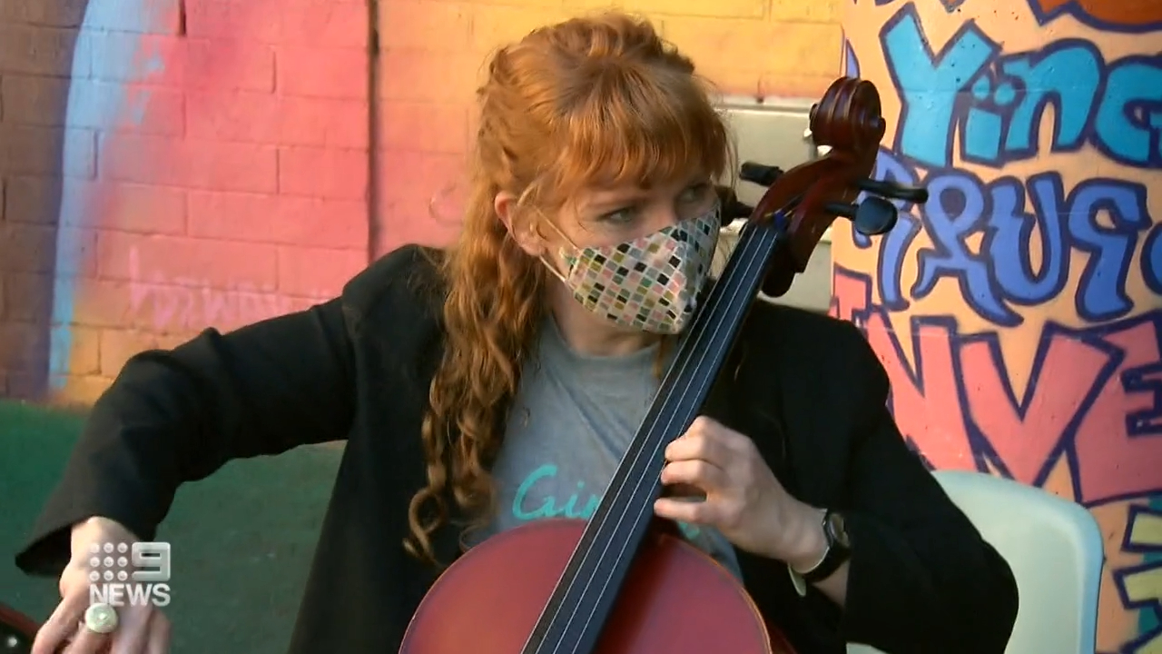 Primary school music teacher from Fitzroy in running for national award
