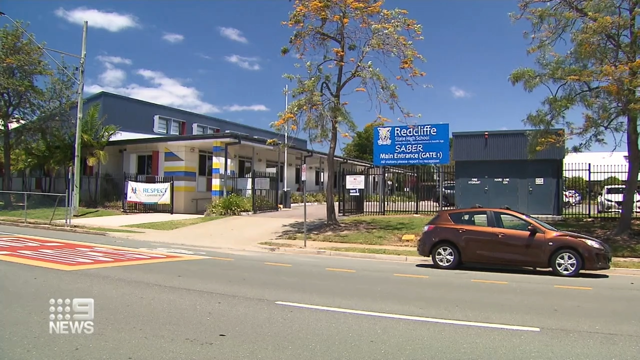 Poisoning scare at Queensland school