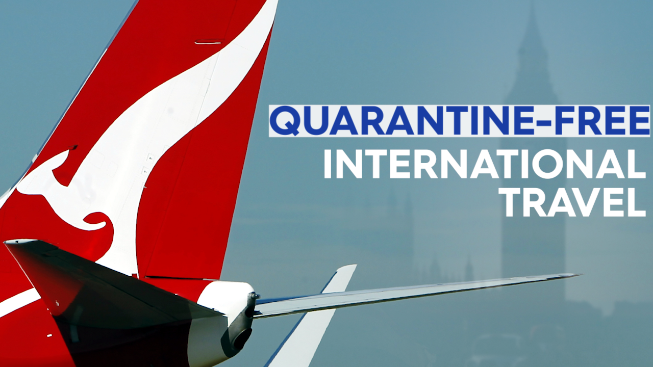 Everywhere you can travel without quarantining
